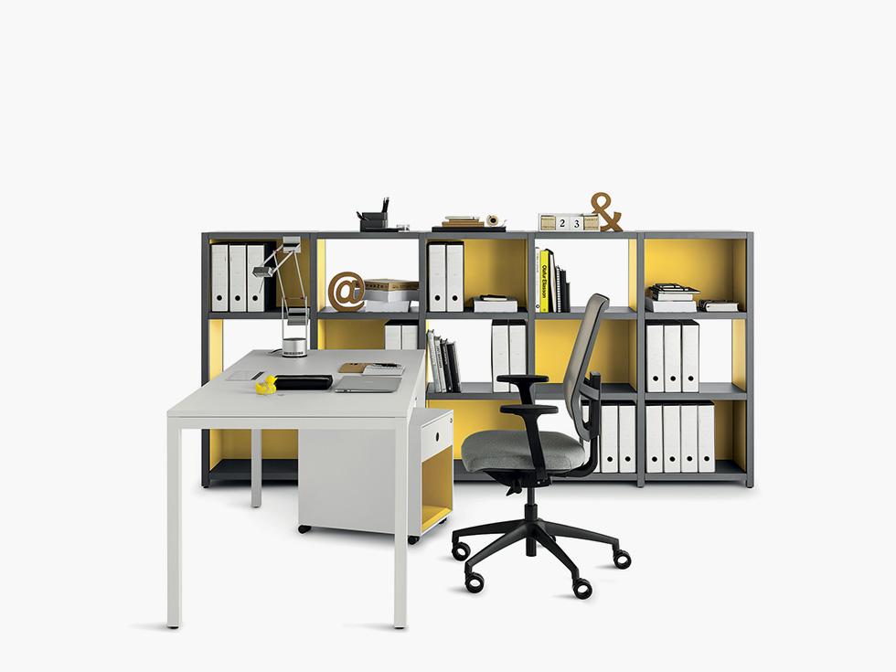 Frame Bookcase System