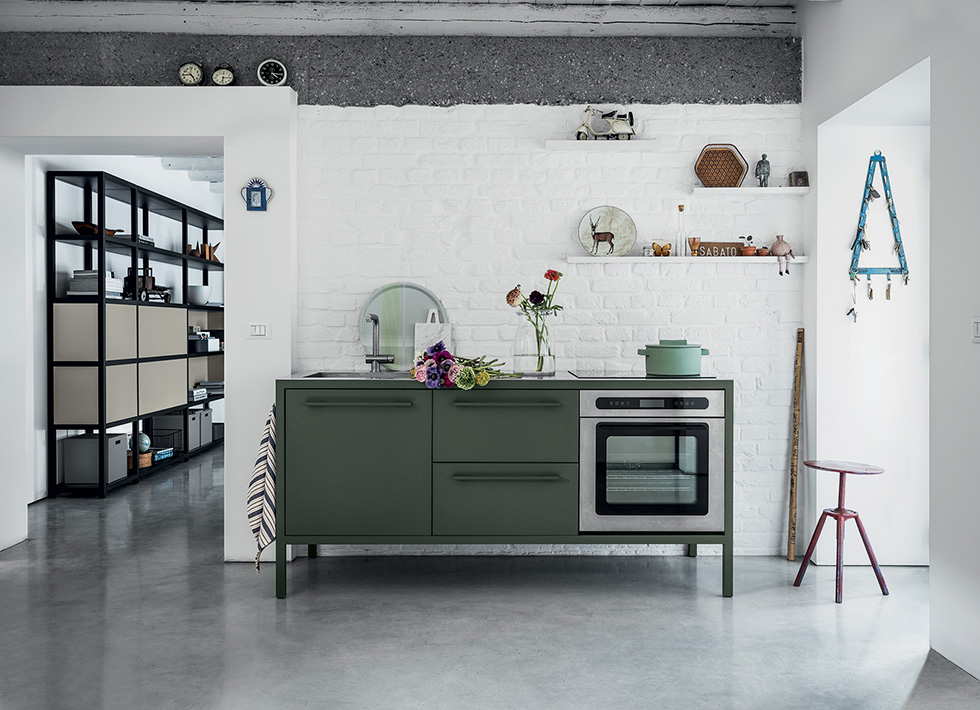Frame Kitchen 3 units