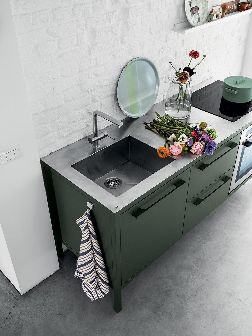 Frame Kitchen 3 units