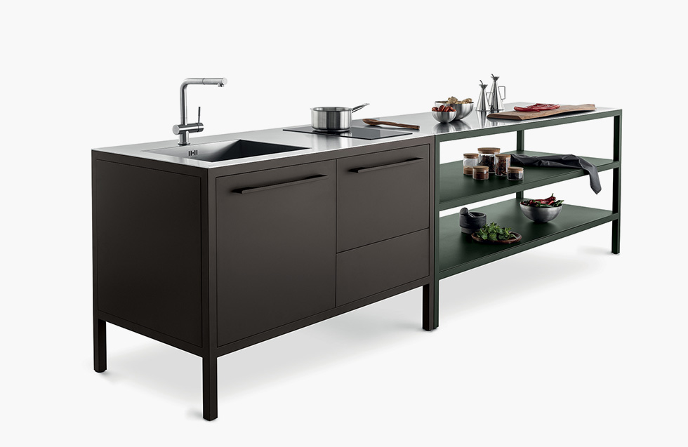 Frame Kitchen 2 units
