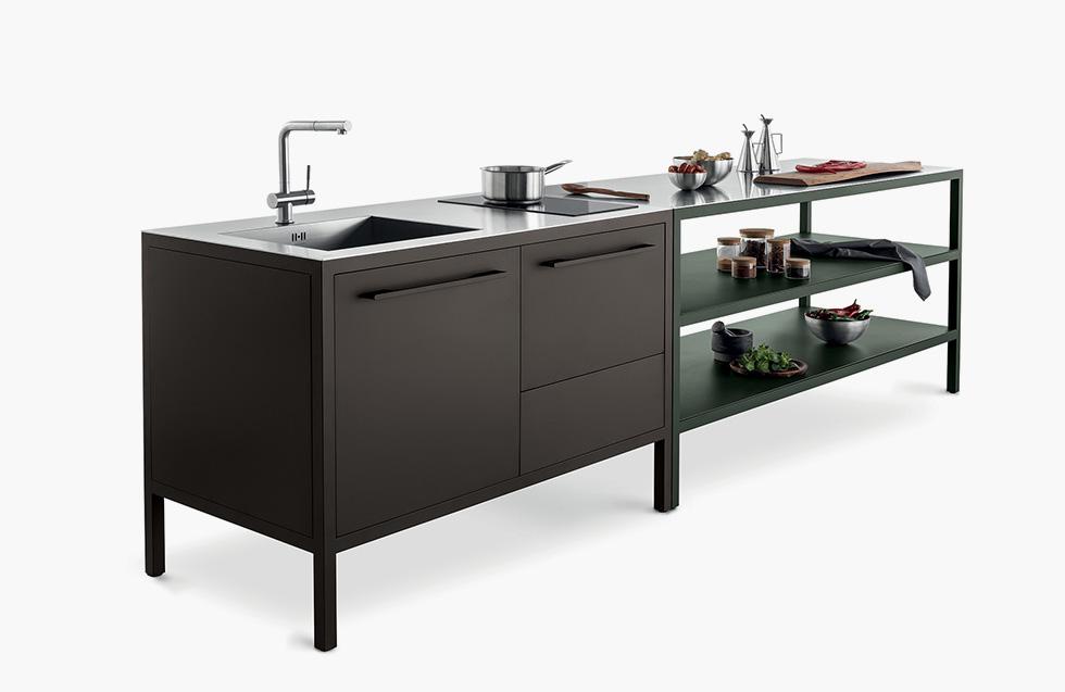 Frame Kitchen 2 units